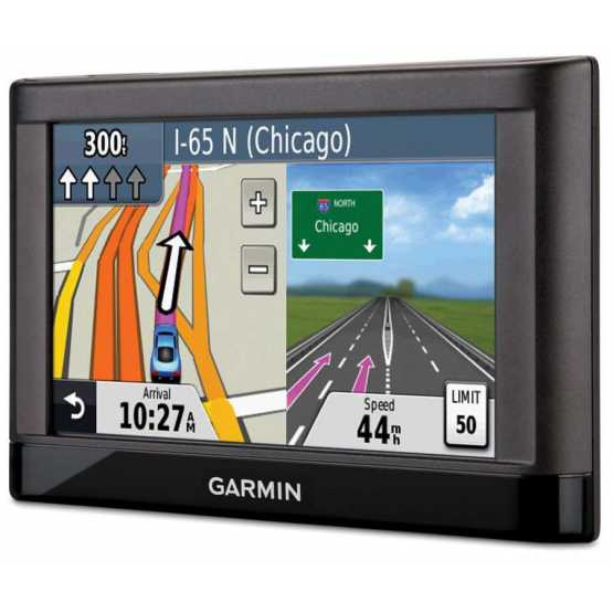 GPS навигатор Garmin Nuvi 52 НавЛюкс Refurbished (010-N1115-23)