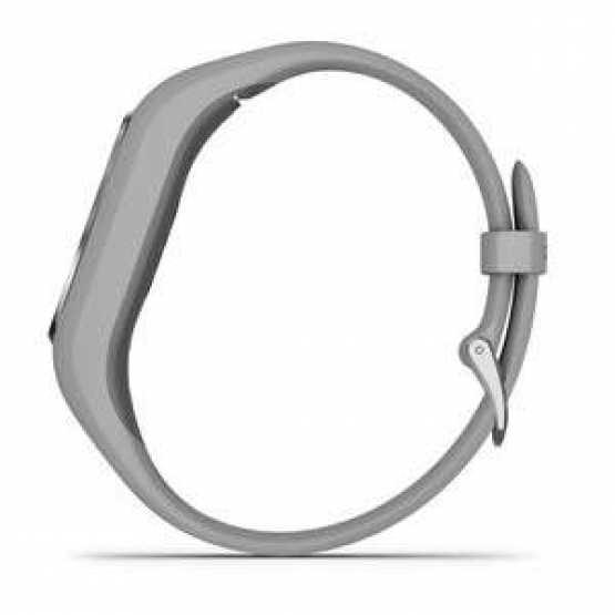 Фитнес браслет Garmin vivosmart 4 E EU Gray/Silver S/M (010-01995-22)