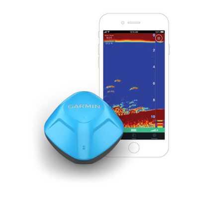 Бездротовий ехолот Garmin STRIKER Cast GPS