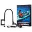 Универсальное гибкое крепление для эхолота Deeper для лодки\каяка с волновым компенсатором (ITGAM0007)