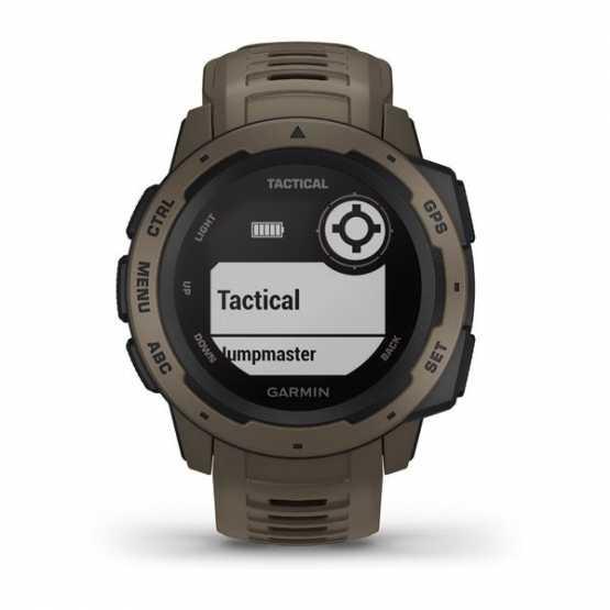 Garmin Instinct Tactical Edition Coyote Tan (010-02064-71)