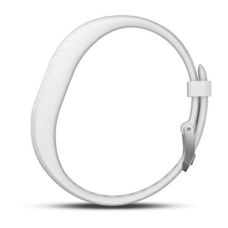 Фітнес браслет Garmin Vivofit 4, White, S/M (010-01847-11)
