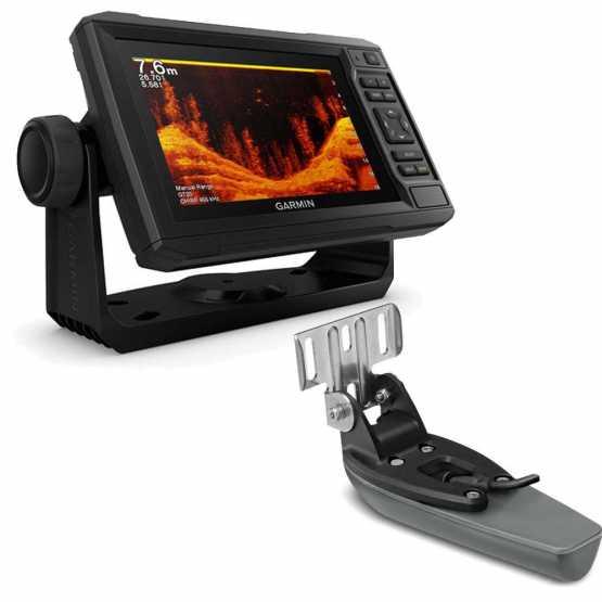 Эхолот/картплоттер Garmin ECHOMAP Plus 62cv With Transducer (010-01888-01)