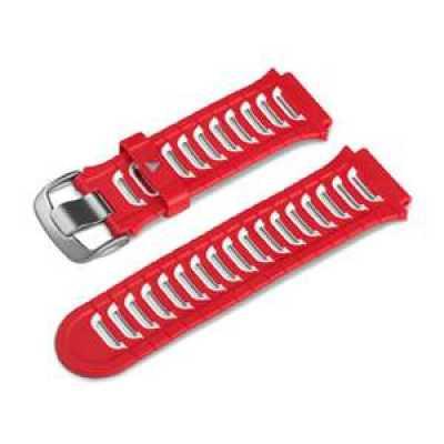 Ремінець для Garmin Forerunner 920XT червоно-білий