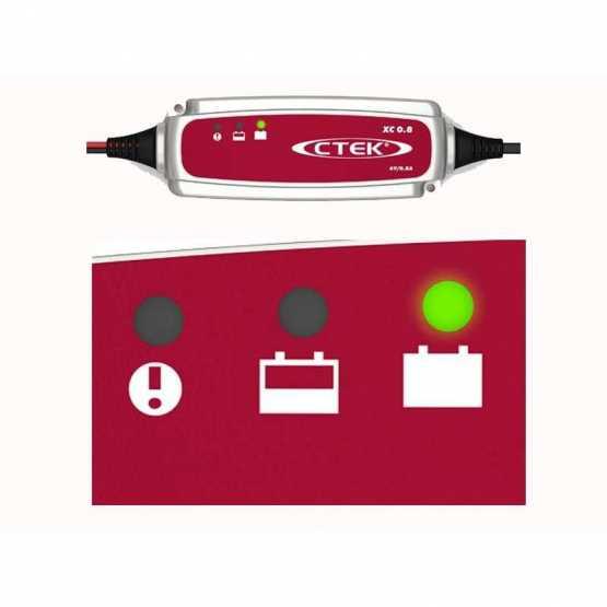 Зарядний пристрій CTEK XC 0.8
