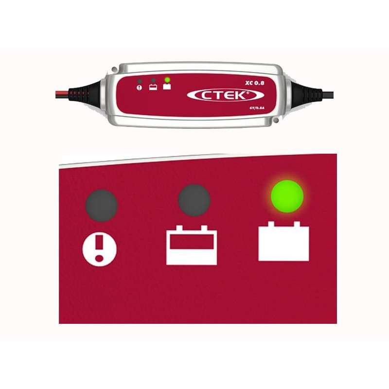 Зарядное устройство CTEK XC 0.8
