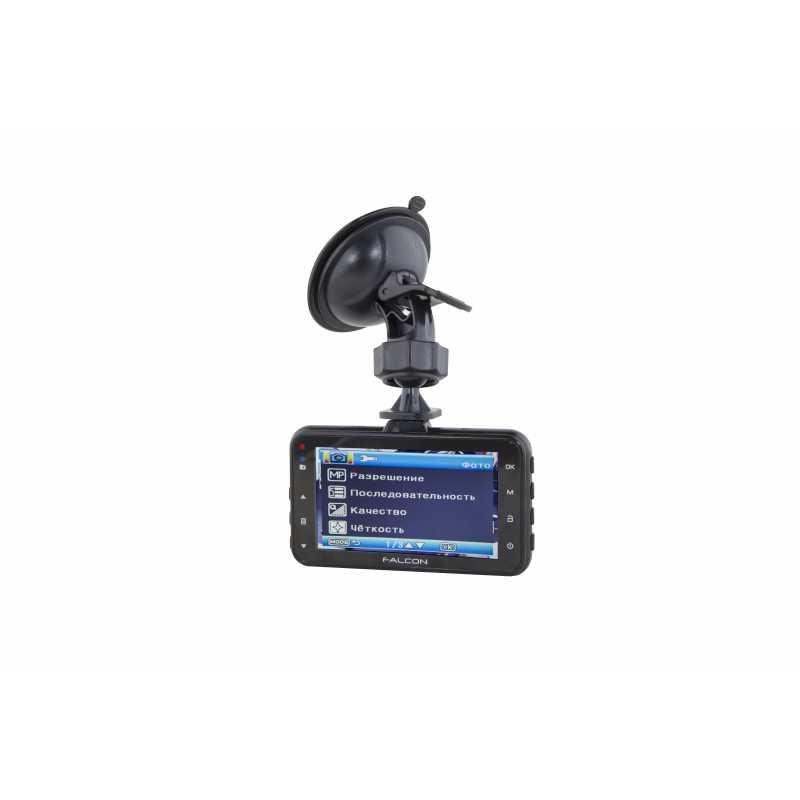 Відеореєстратор Falcon DVR HD74-LCD