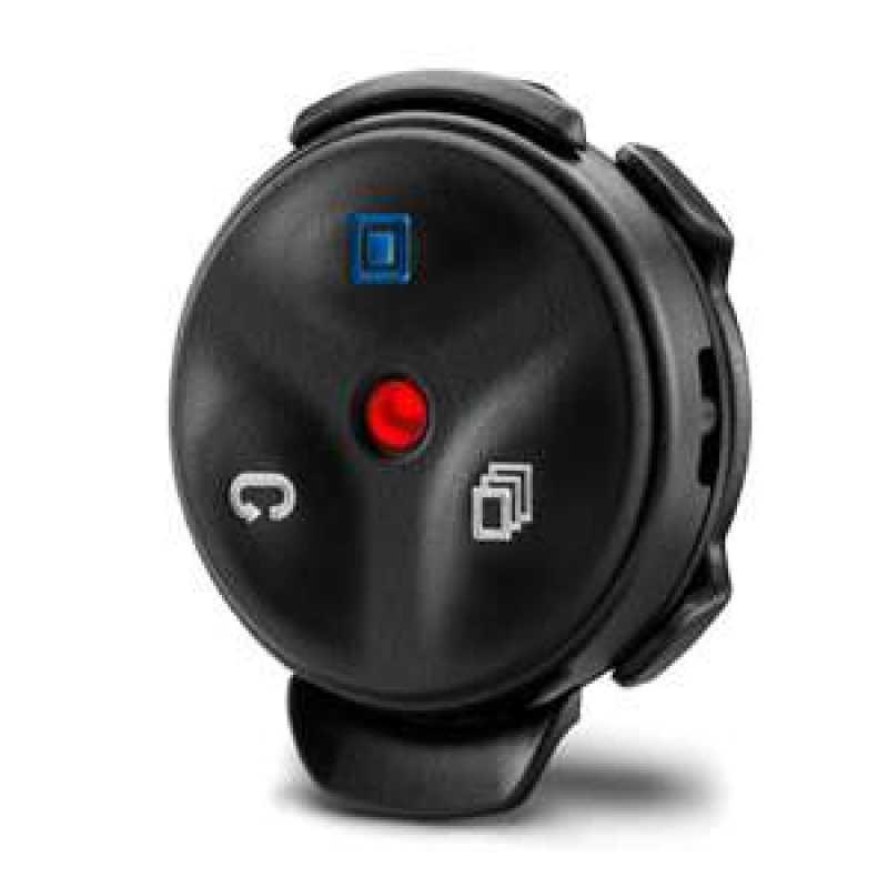 Трехкнопочный пульт Garmin Edge Remote Control (010-12094-10)