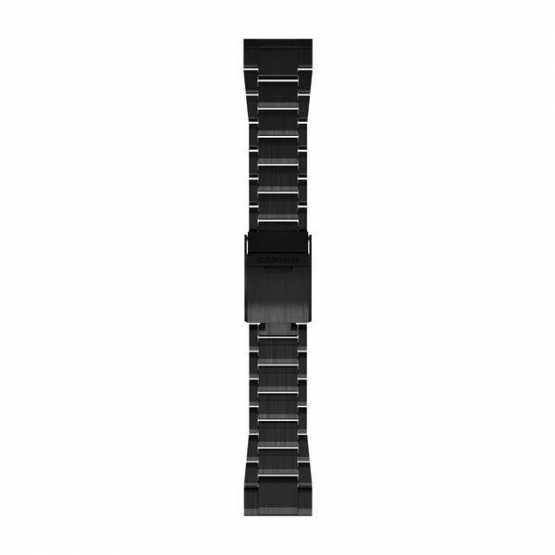 Ремешок для D2 Charlie 26mm QuickFit Carbon Gray DLC Titanium Band (010-12580-00)