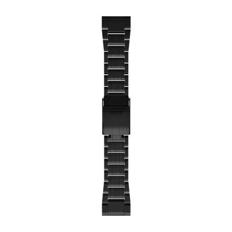 Ремешок для D2 Charlie 26mm QuickFit Carbon Gray DLC Titanium Band