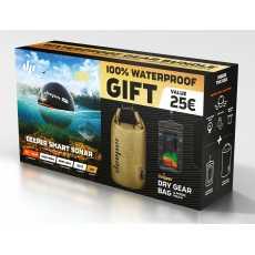 Беспроводный эхолот DEEPER PRO+ WiFi+GPS Summer Bundle