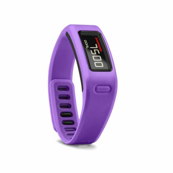 Фитнес браслет Garmin Vivofit Purple HRM Bundle (010-01225-32)