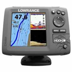 Ехолот/картплоттер Lowrance Hook-5 (000-12655-001 )