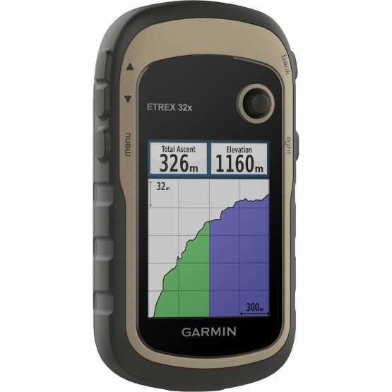 Портативный навигатор Garmin eTrex 32x (010-02257-01)