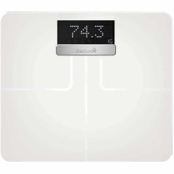 Интеллектуальные весы Garmin Index Smart Scale, White (010-01591-11)