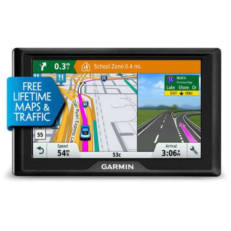 Автомобильный навигатор Garmin Drive 40 CE LMT