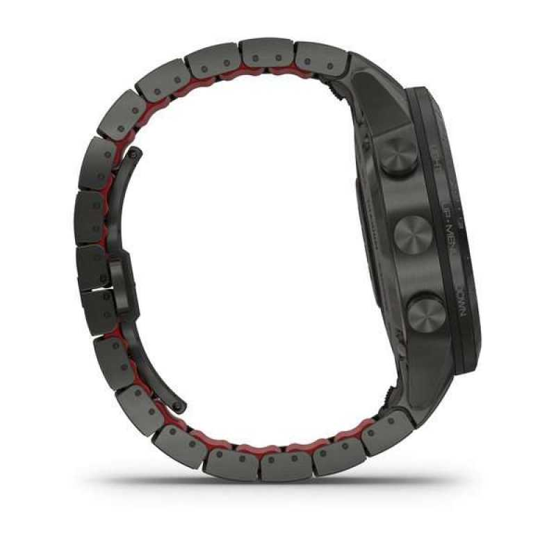 Спортивные часы Garmin MARQ Driver Modern Tool Watch (010-02006-00)