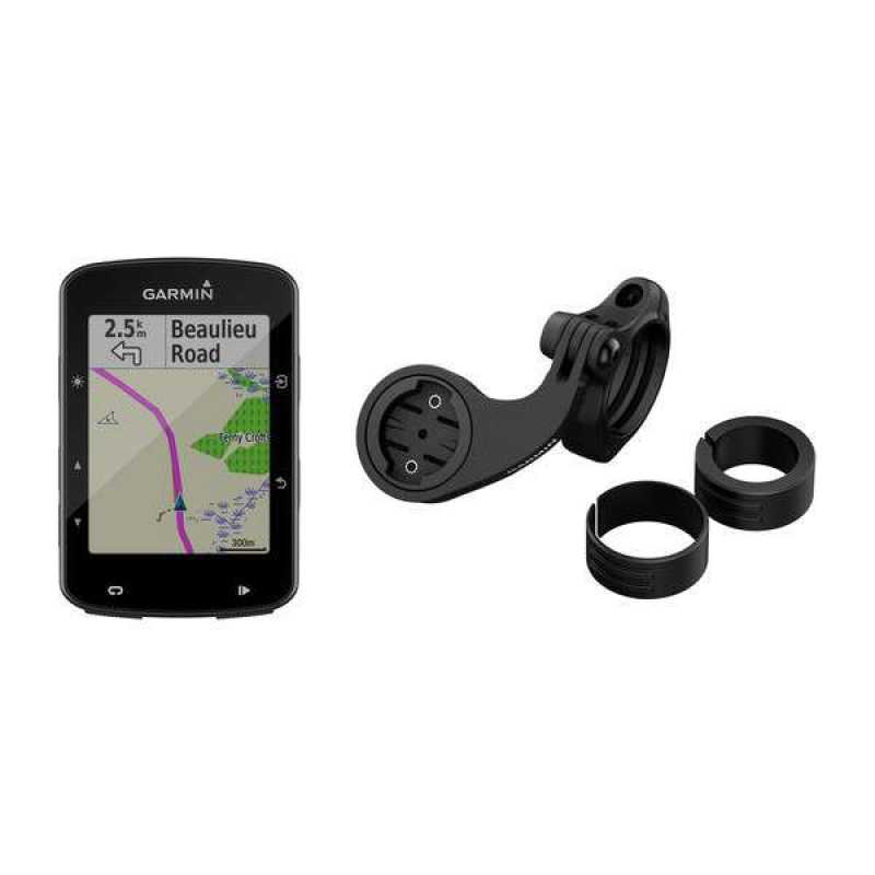 Велокомпьютер Garmin Edge 520 Plus MTB Bundle
