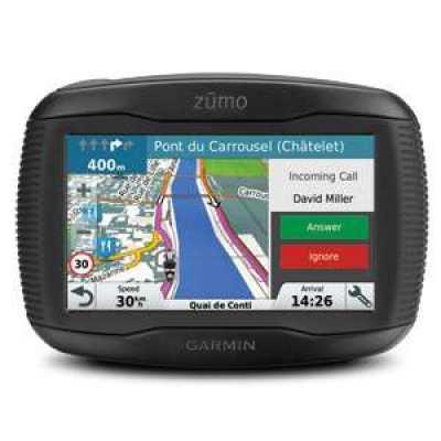 Мото навигатор Garmin Zumo 345 LM CE