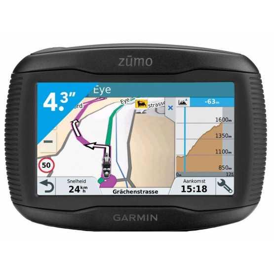 Мото навигатор Garmin Zumo 345 LM CE (010-01602-11)