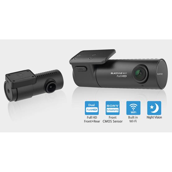 Автомобільний відеореєстратор Blackvue DR 590 W-2CH
