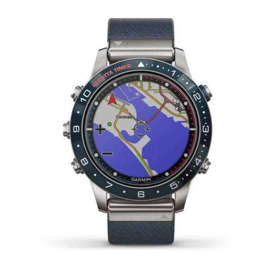 Спортивні годинник Garmin MARQ Captain Modern Tool Watch (010-02006-07)