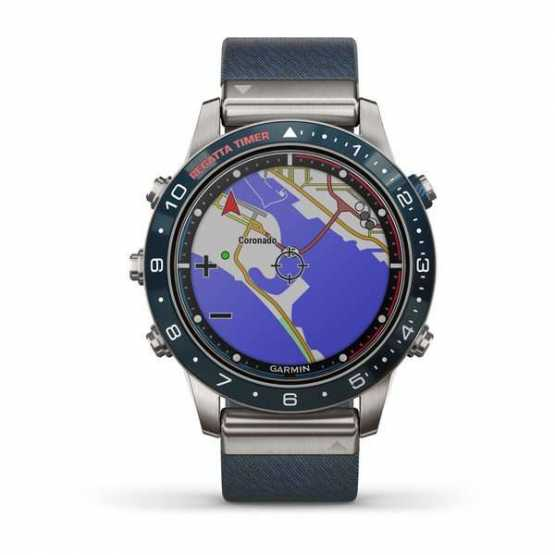 Спортивные часы Garmin MARQ Captain Modern Tool Watch (010-02006-07)