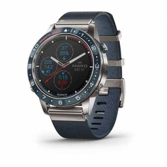 Спортивные часы Garmin MARQ Captain Modern Tool Watch (010-02006-06)