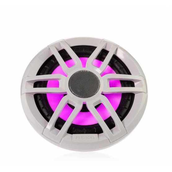 """Морские колонки Fusion XS-FL65SPGW 6.5"""" 200 Вт с LED подсветкой (010-02196-20)"""