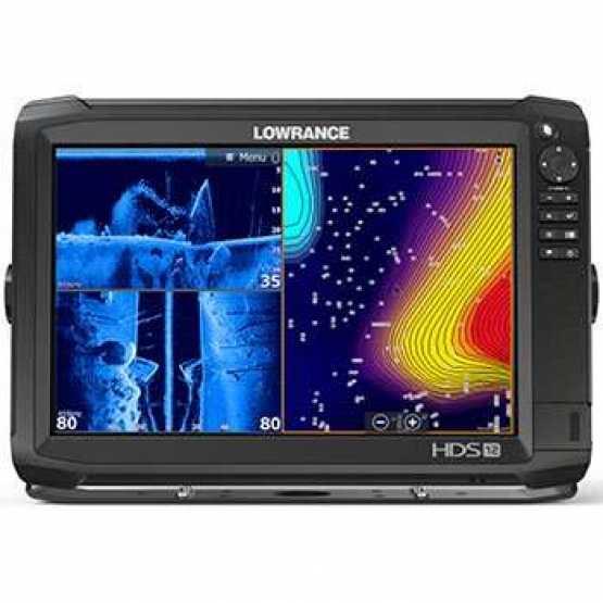 Эхолот/картплоттер Lowrance HDS-12 Carbon (000-13690-001)