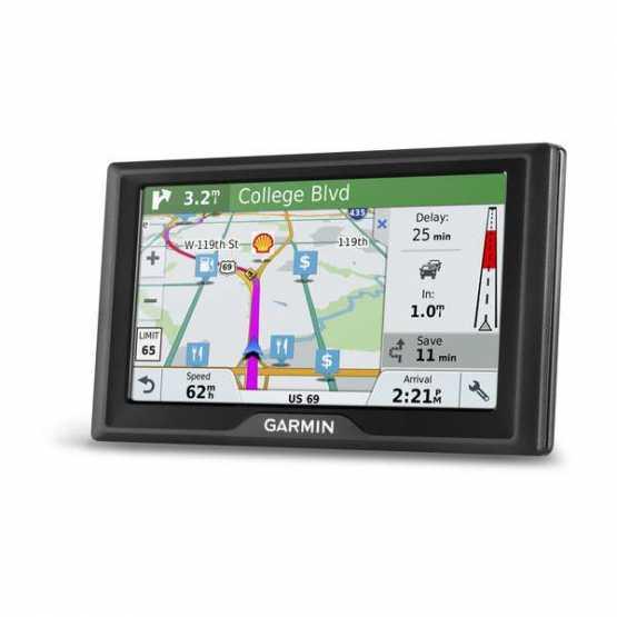 Автомобільний навігатор Garmin Drive 61 EU LMT-S (010-01679-17)