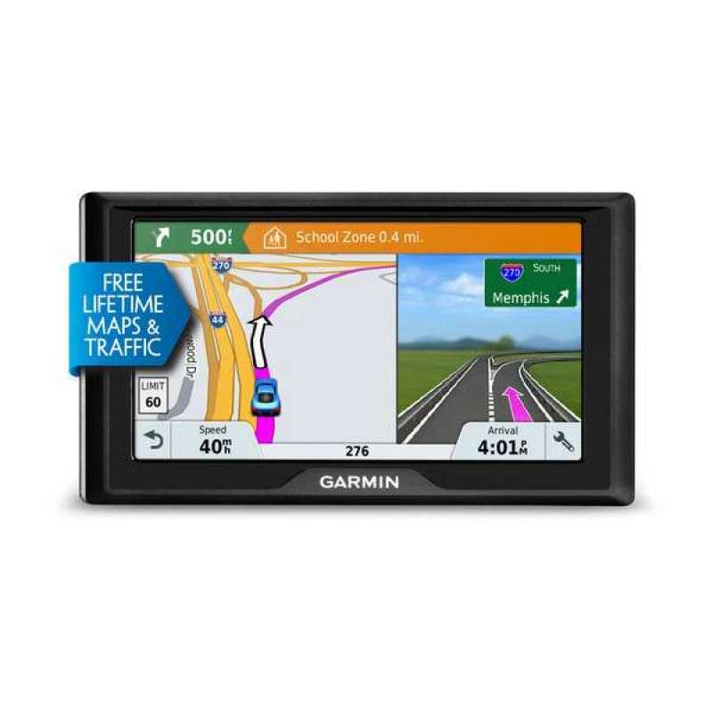 Автомобильный навигатор Garmin Drive 61 EU LMT-S (010-01679-17)