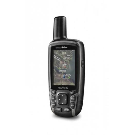 Портативный навигатор Garmin GPSMAP 64st Erope TOPO  (010-01199-20)