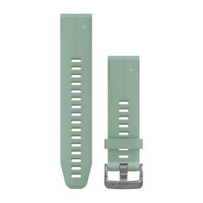 Ремешок для Garmin Fenix 5S Plus 20mm QuickFit Grayed Jade Band