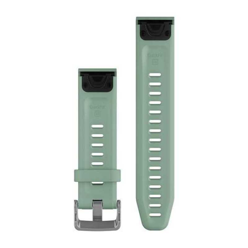 Ремешок для Garmin Fenix 5S Plus 20mm QuickFit Grayed Jade Band (010-12739-06)