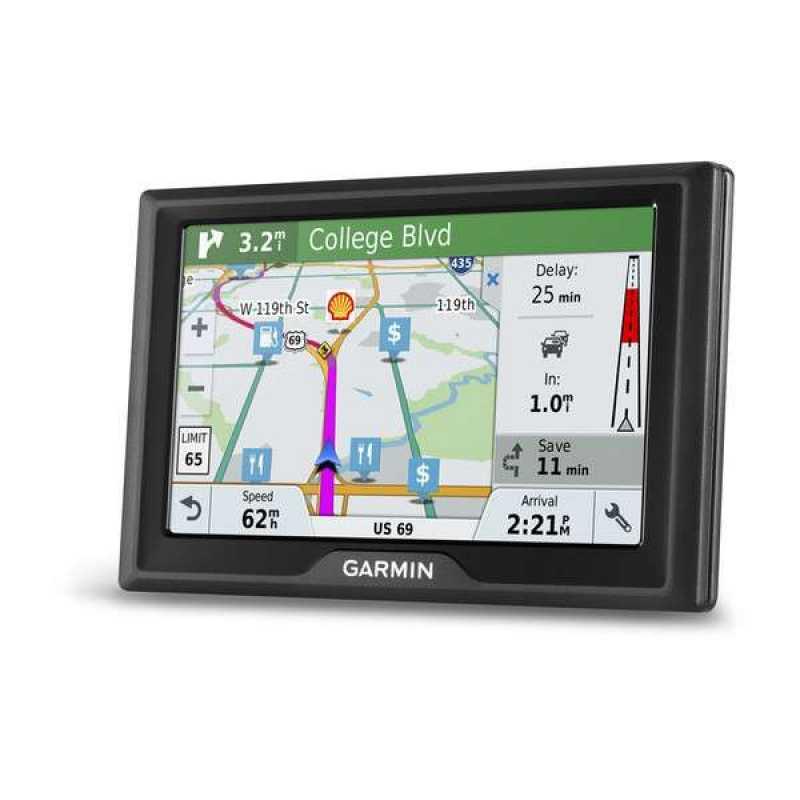 Автомобильный навигатор Garmin Drive 51 (010-01678-6m)