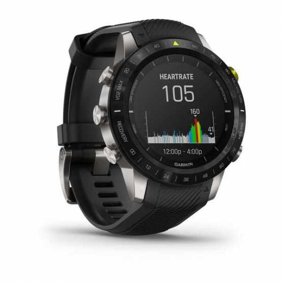 Спортивні годинник Garmin MARQ Athlete Modern Tool Watch (010-02006-15)