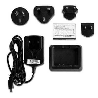 Аккумуляторная батарея + зарядка для батареи от 220 для nuvi 5XX/ Zumo 220/660