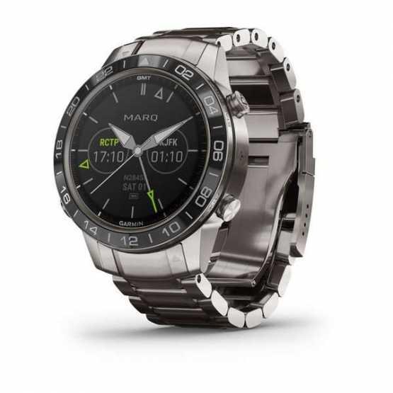 Спортивные часы Garmin MARQ Aviator Modern Tool Watch (010-02006-03)