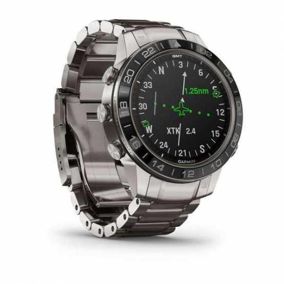 Спортивні годинник Garmin MARQ Aviator Modern Tool Watch (010-02006-03)