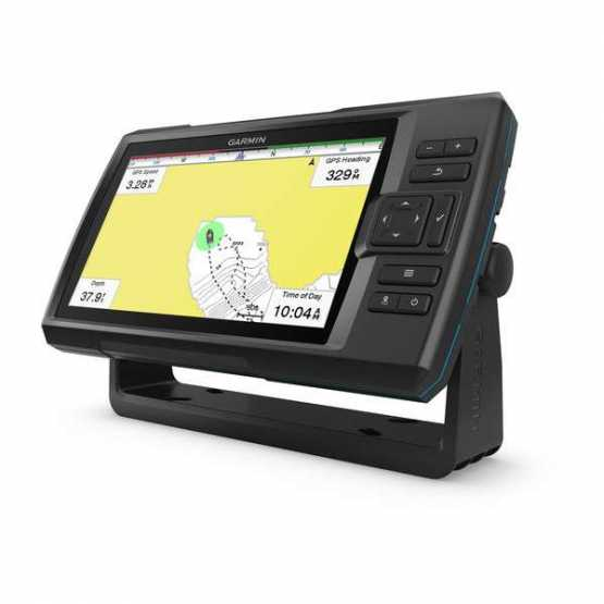 Ехолот/картплоттер Garmin Striker Plus 9sv, Worldwide w/GT52 (010-01875-01)