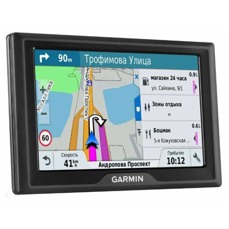 Автомобильный навигатор Garmin Drive 40