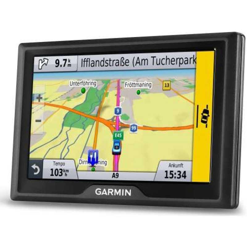Автомобильный навигатор Garmin Drive 40 EE LM (010-01956-17)
