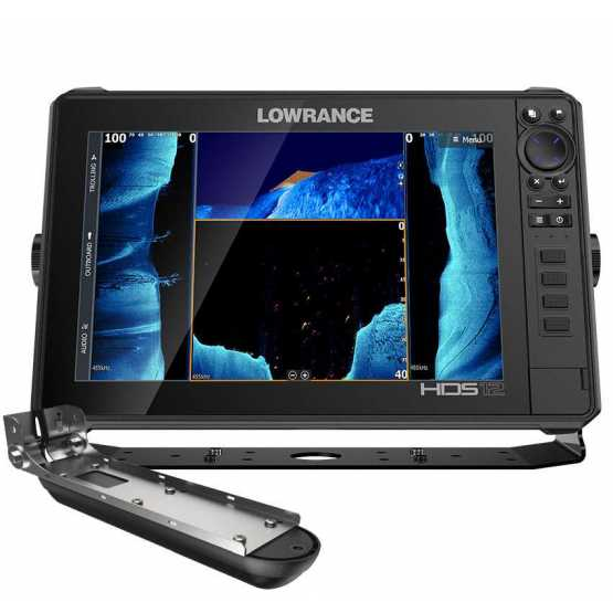 Эхолот картплоттер Lowrance HDS-12 Live Active Imaging (000-14431-001)