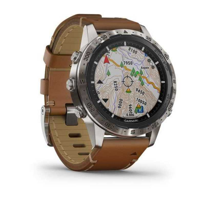 Спортивні годинник Garmin MARQ Expedition Modern Tool Watch (010-02006-12)