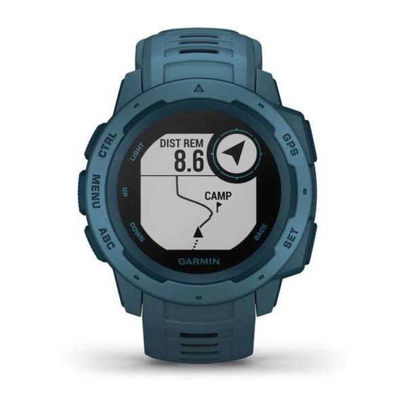 Спортивные часы Garmin Instinct Lakeside Blue (010-02064-04)