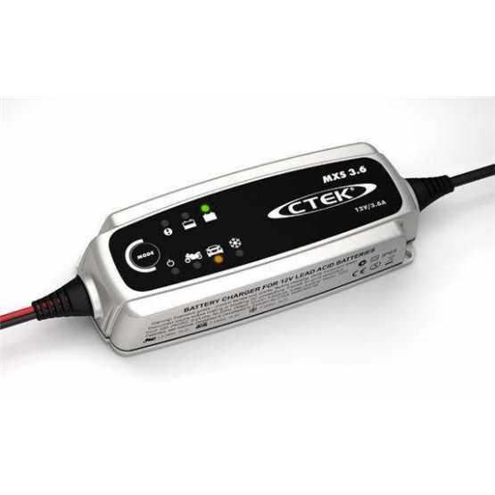 Зарядное устройство Зарядное устройство CTEK MXS 3.6