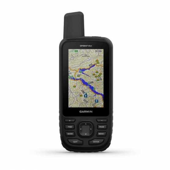 Портативный навигатор Garmin GPSMAP 66ST (010-01918-13)