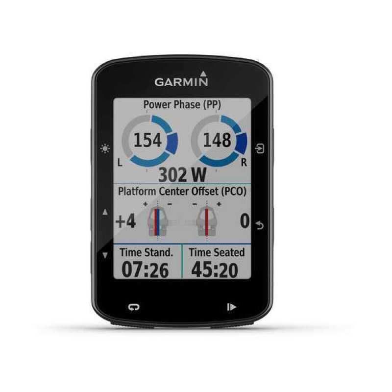 Велокомпьютер Garmin Edge 520 Plus  (010-02083-10)