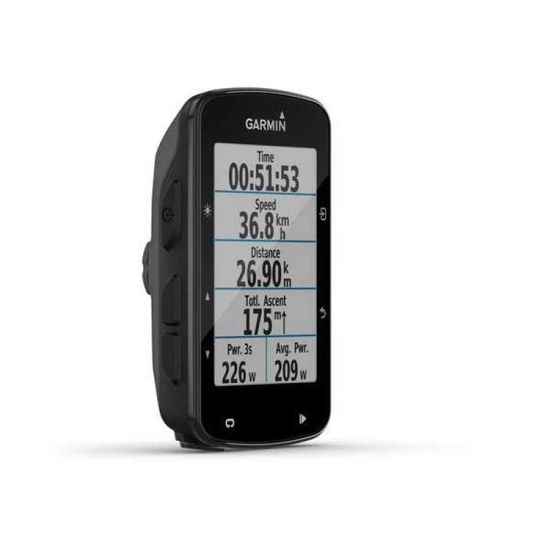 Велокомпьютер Garmin Edge 520 Plus